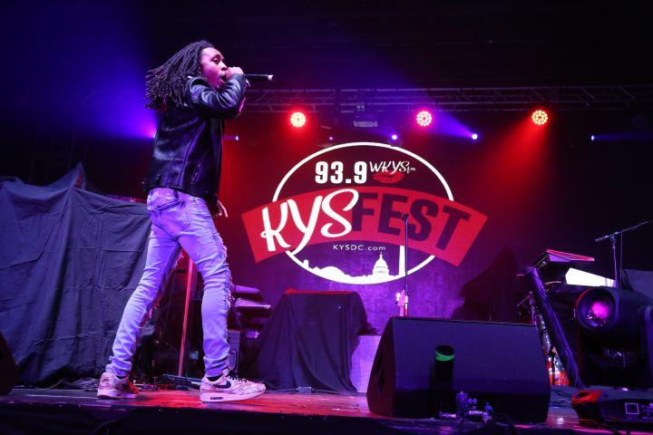 TK Kravitz At KYS Fest