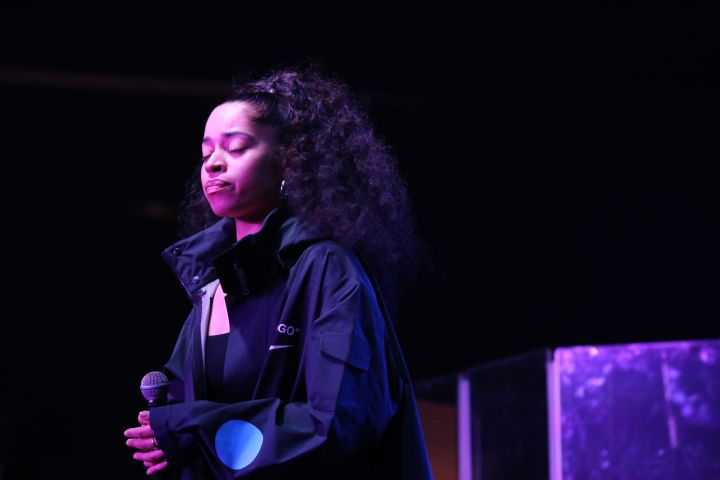 Ella Mai At KYS Fest