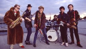 Hall & Oates During Music Video Shoot