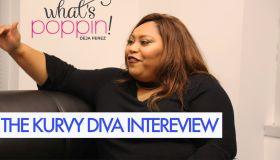 What's Poppin' With Deja Perez & The Kurvy Diva