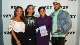 Mashonda Tifrere, Alicia Keys, And Swizz Beatz In Conversation With Dr. Shefali