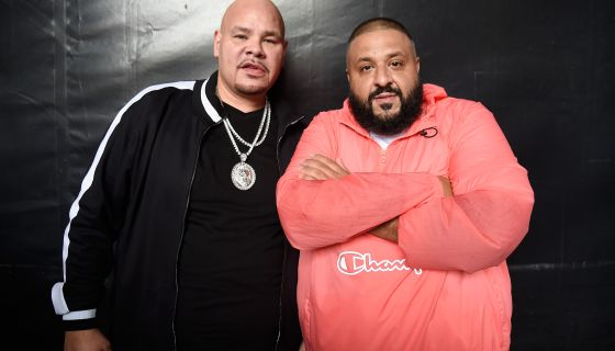 DJ Khaled And Fat Joe Team Up For OnlyFans Page