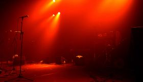RED STAGE IN PARIS