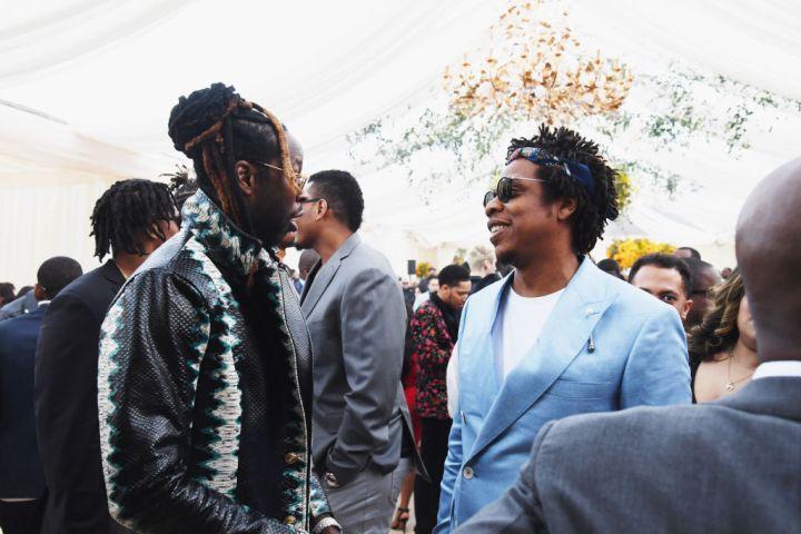 2019 Roc Nation THE BRUNCH - Inside