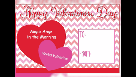 Valentine's Day with Angie Ange
