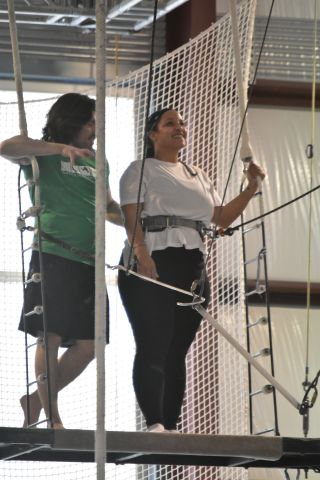 Deja's Year Of Nevers: The Trapeze