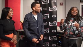 Michael Ealy joins Angie Ange in the Morning to promote new film The Intruder