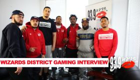 Wizards District Gaming ESports Squad