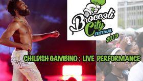 Childish Gambino Live Performance At Broccoli City Festival 2019