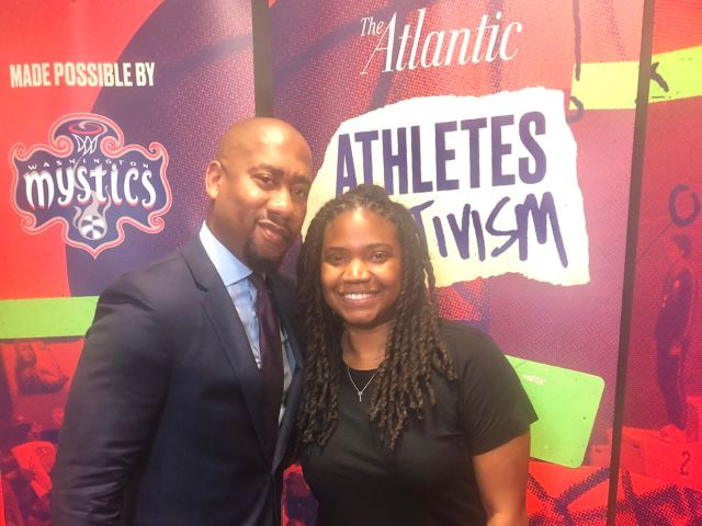 The Atlantic: Athletes and Activism Event
