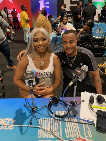 BET Awards: QuickSilva & Megan Thee Stallion