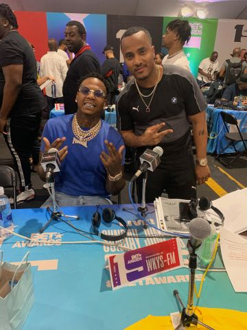 BET Awards: QuickSilva & Moneybagg Yo