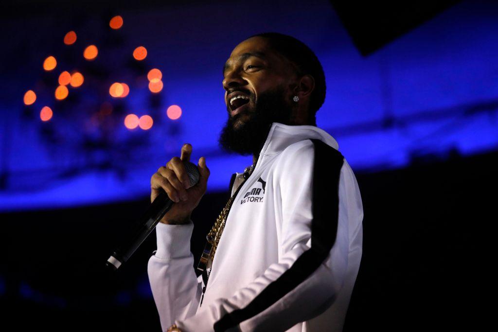 Rapper Nipsey Hussle Killed In Shooting
