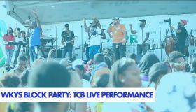 TCB Live Performance