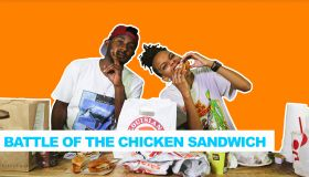 Battle Of The Chicken Sandwich