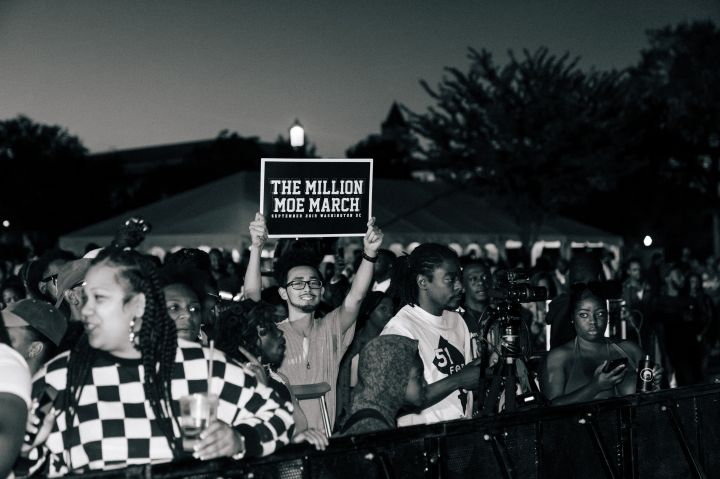 Million Moe March