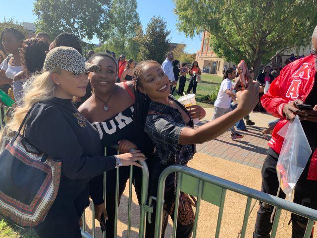 WKYS Family Celebrates Howard Homecoming 2019