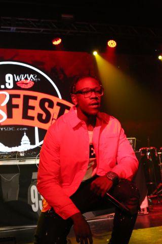 KYS Fest -- Tre Burwell