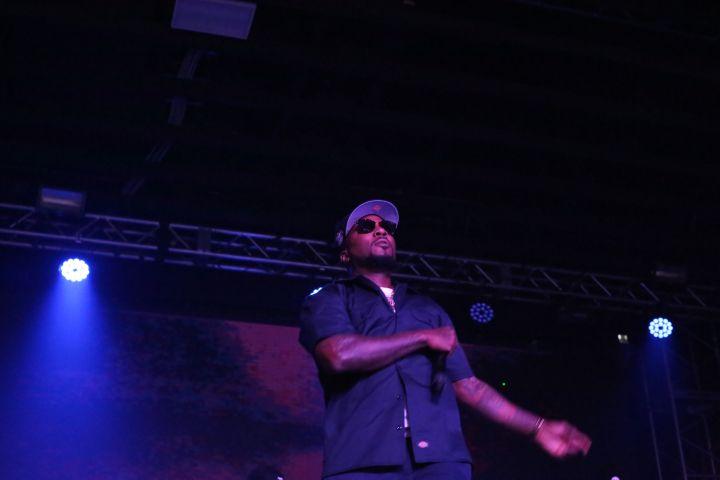 Jeezy At KYS Fest 19