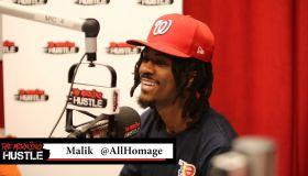 Malik E.A.T. x The Morning Hustle