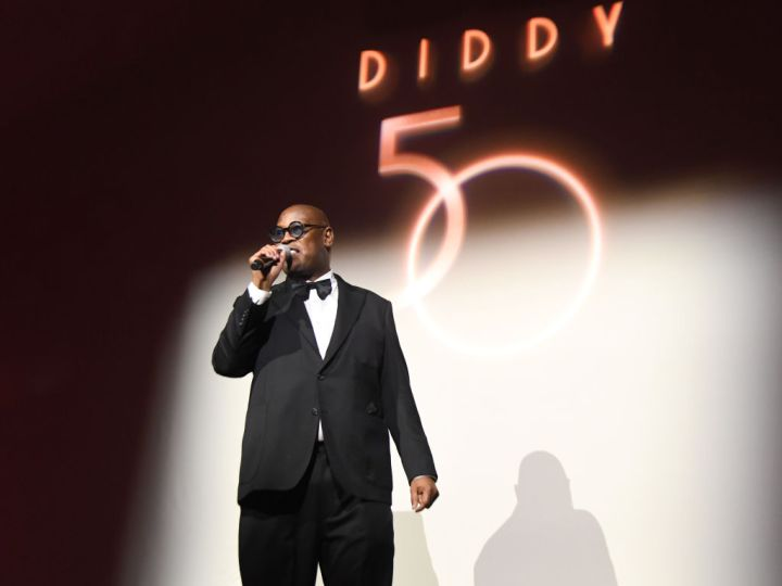 Sean Combs 50th Birthday Bash Presented By Ciroc Vodka