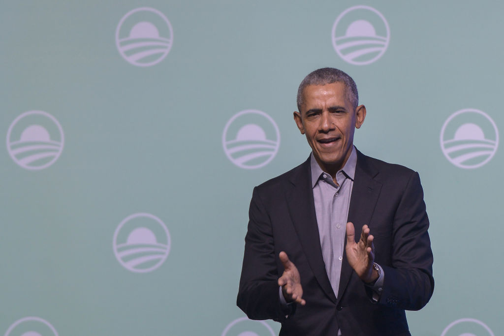 Former US President Barack Obama In Kuala Lumpur