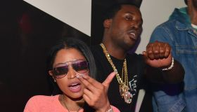 Meek Mill Hosts Album Release Party