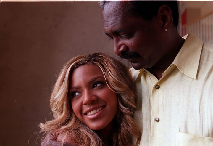 Beyonce Knowles Mathew Knowles