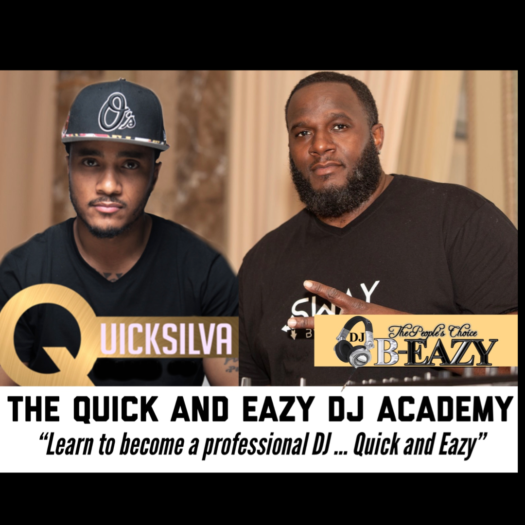 The Quick And Eazy DJ Academy