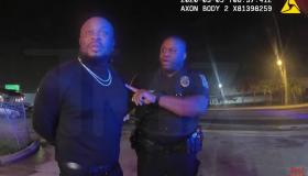 Pleasure P arrest footage