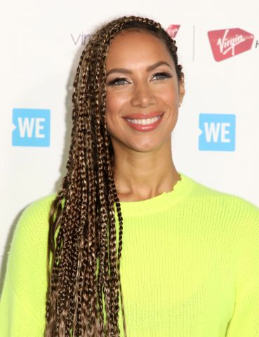 Leona Lewis arrives for WE Day UK at The SSE Arena, Wembley, London, UK...