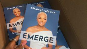 "Chance Cessna's Book ""Emerge"""