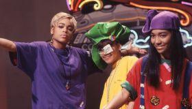 TLC appears on Soul Train