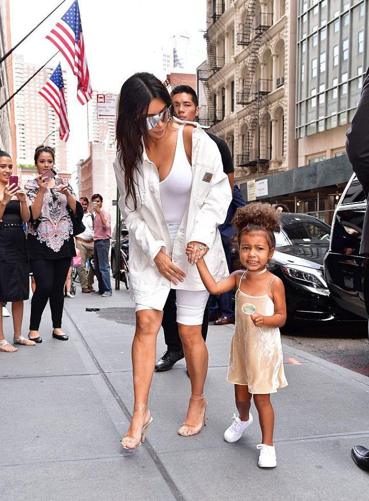 Celebrity Sightings in New York City - September 2, 2016