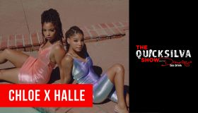Chloe X Halle Join The QuickSilva Show