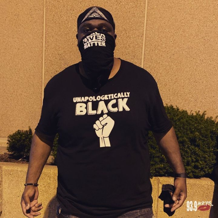 """Unapologetically Black"" T-Shirt"