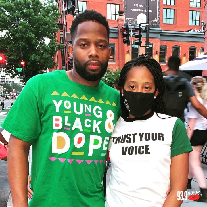 """""""Young, Black & Dope"""" & """"Trust Your Voice"""" T-shirts"""