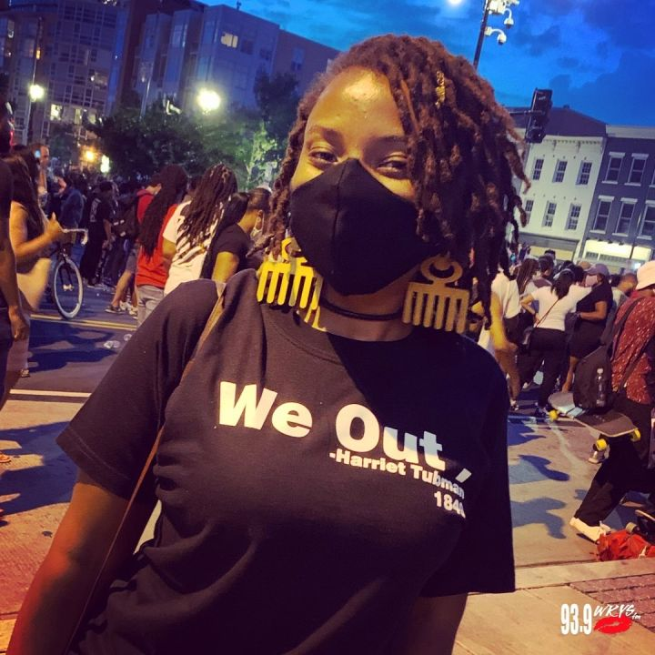 """""""We Out - Harriet Tubman"""" T-Shirt"""