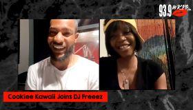 DJ Freeez x Cookiee Kawaii Interview
