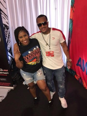BET Awards Virtual Media Room With DJ QuickSilva and Dominique Da Diva