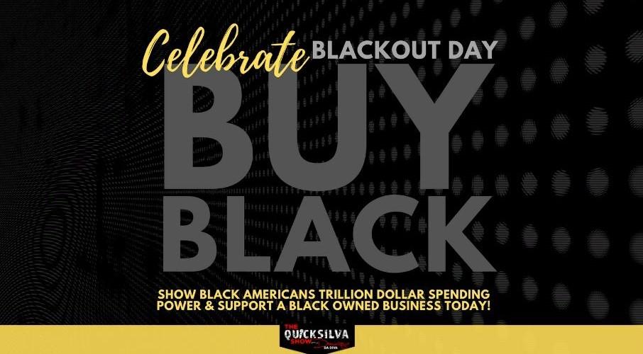 Blackout Day: QuickSilva Show Graphic