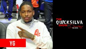 YG on The QuickSilva Show With Dominique Da Diva