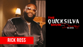 Rick Ross x QuickSilva Show With Dominique Da Diva