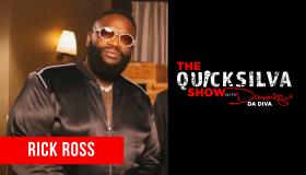Rick Ross x QuickSilva Show With Dominique Da Diva