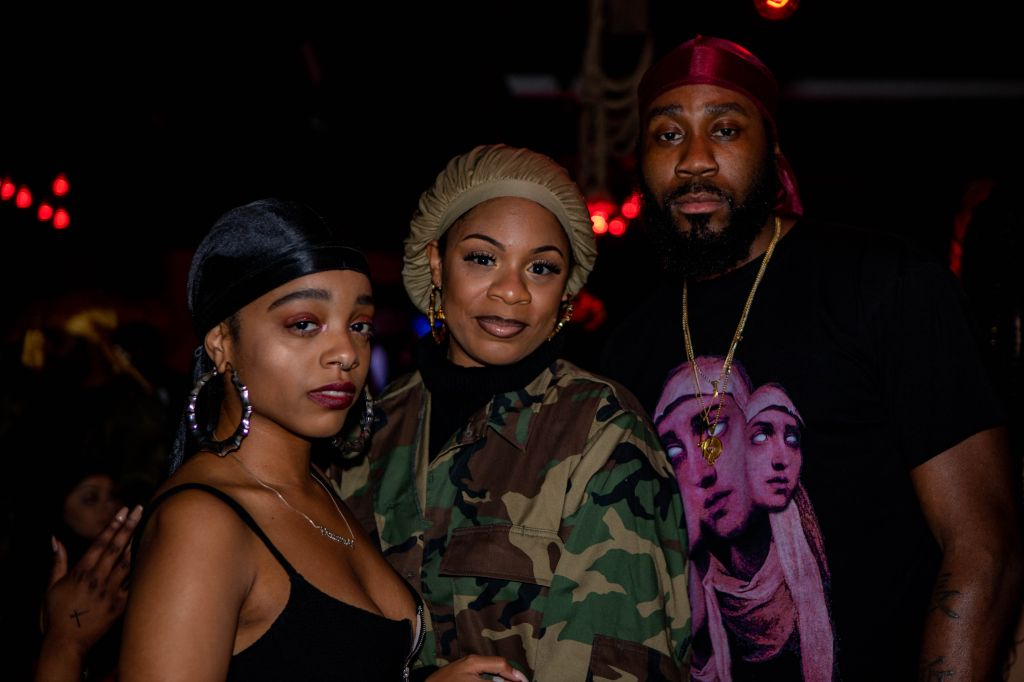 Bonnets and durags