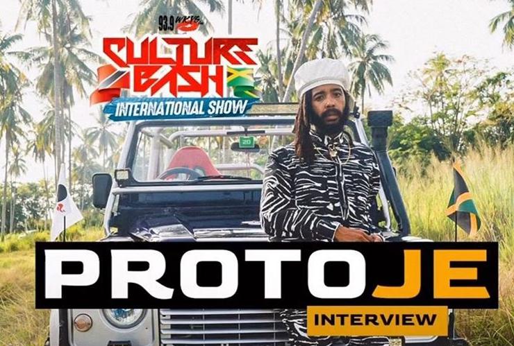 Protoje KYS Culture Bash Interview