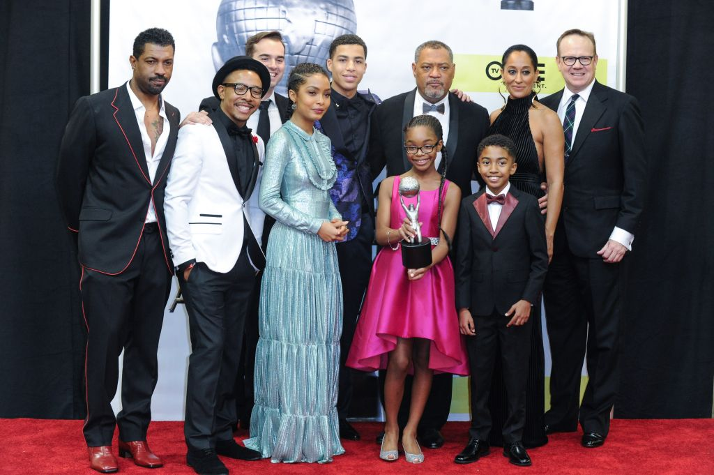 48th Annual NAACP Image Awards - Press Room