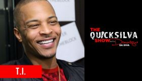 T.I. Joins The QuickSilva Show with Dominique Da Diva
