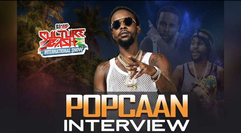 Popcaan KYS Culture Bash Interview