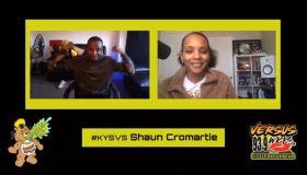 Shaun Cromartie KYS Versus Interview